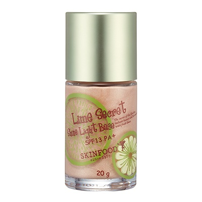 Skinfood Lime Secret Shine Light Base SPF 13 PA+	#03 Gold