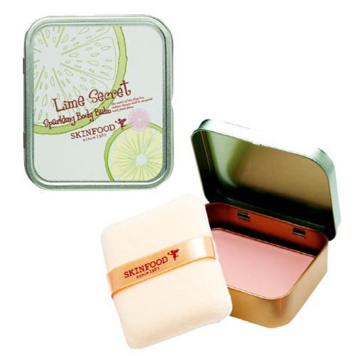 Skinfood Lime Secret Sparkling Body Balm #1 Secret Pink