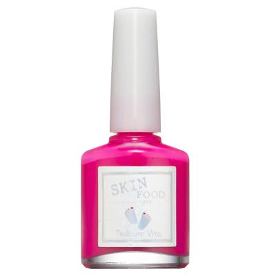 Skinfood Pedicure Vita  #8 Hot Pink