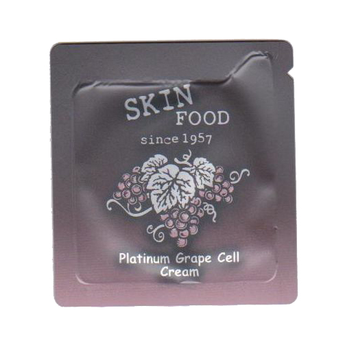 Tester Platinum Grape Cell Cream Tester