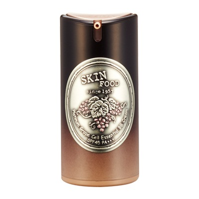 Skinfood Platinum Grape Cell Essential BB Cream SPF45 PA+++ #2