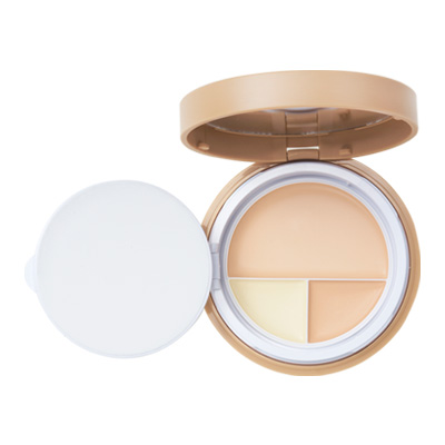 Skinfood Queen's Baking Vita Contouring Pact SPF20 PA+#1 Light