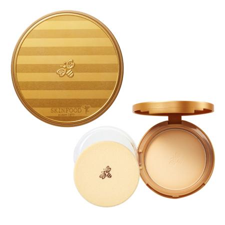 Skinfood Royal Honey Density Pact SPF18 PA++  #1 Light Beige