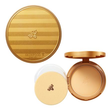 Skinfood Royal Honey Density Pact SPF18 PA++ #2 Natural Beige