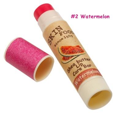 Skinfood Shea Butter Lip Care Bar  #2 Watermelon