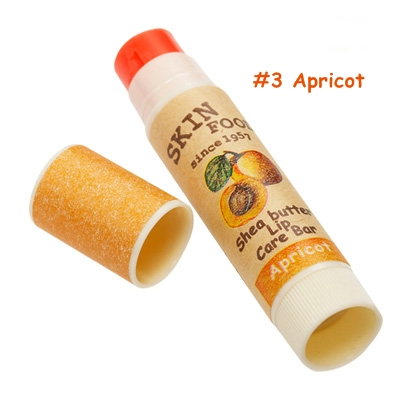 Skinfood Shea Butter Lip Care Bar  #3 Apricot