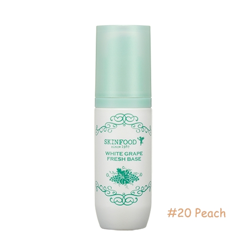 Skinfood White Grape Fresh Base  #20 Peach