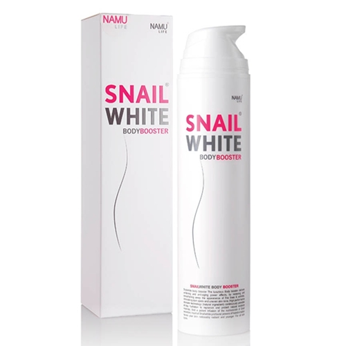 Snail White Snail White Body Booster