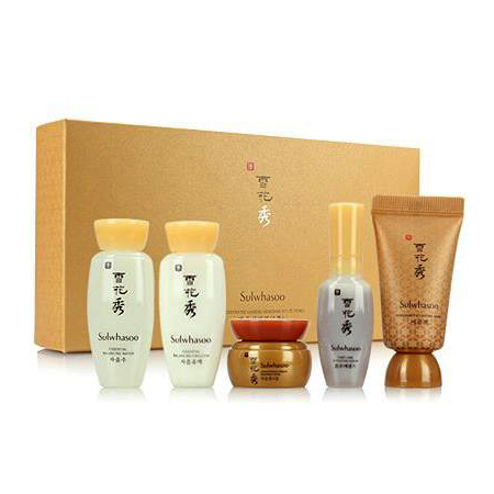 Sulwhasoo Concentrated Ginseng Renewing Kit (5 Item)