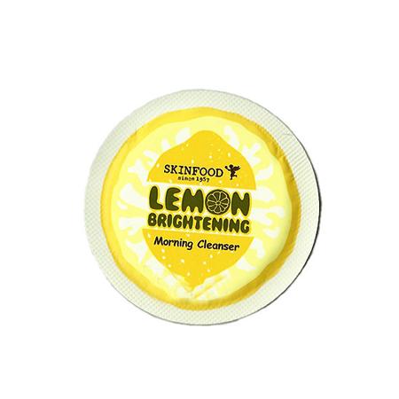 Tester Lemon Brightening Morning Cleanser Tester