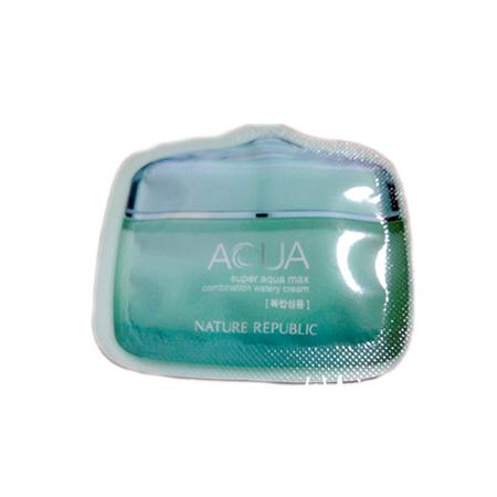 Tester Super Aqua Max Combination Watery Cream Tester
