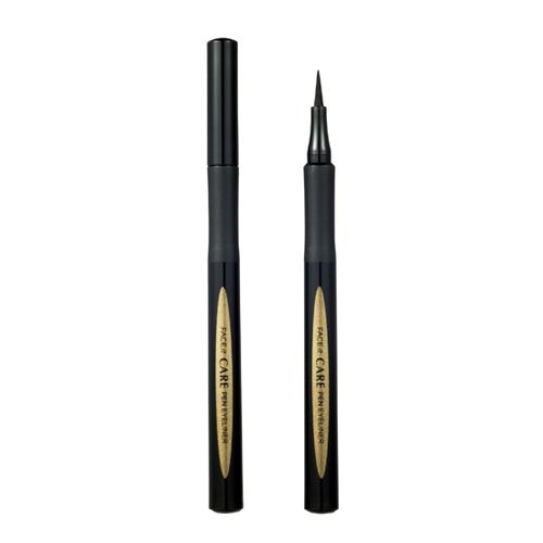 The Face Shop Face it Care Pen Eyeliner #01 Real Black