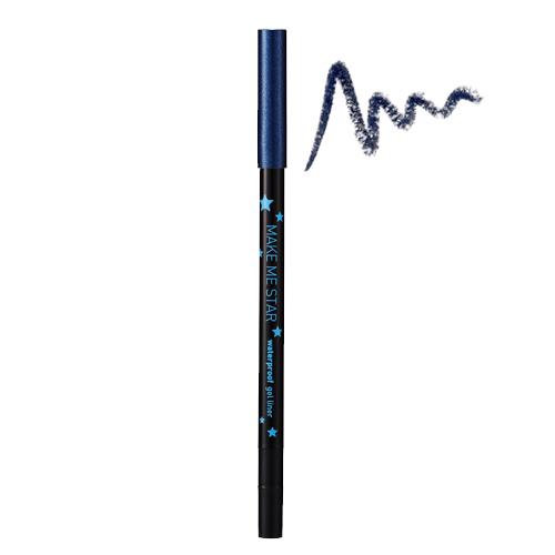 The Face Shop Me:Ex Make Me Star Waterproof Gel Liner#3 Indogo Blue