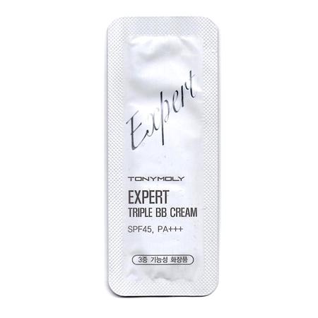 Tester Expert Triple BB Cream SPF45 PA+++